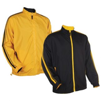 APP0034 Reversible Windbreaker - Yellow (P/Black)