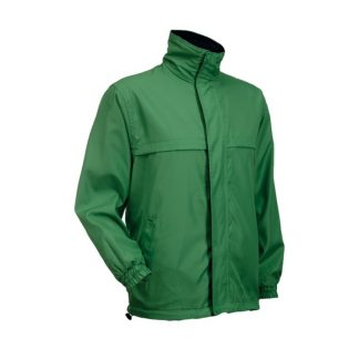 APP0037 Reversible Windbreaker - Green/Navy
