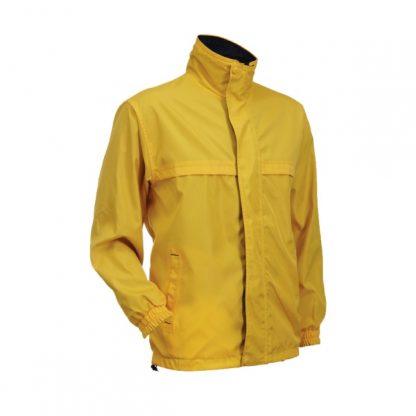APP0037 Reversible Windbreaker - Yellow/Black