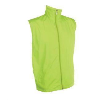 APP0166 Vest Jacket - Neon Yellow