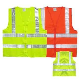 APP0177 Safety Vest with Reflective Strips