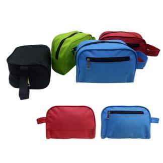 BG0718 Multi-Purpose Pouch with Zip Compartment