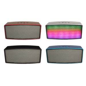 IT0458 Bluetooth Speaker with LED Light
