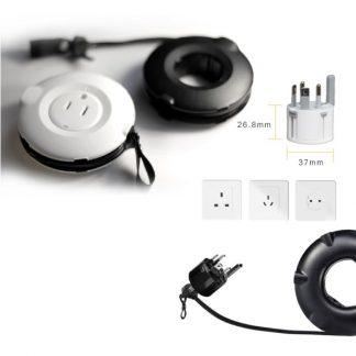 IT0551 Power Bagel Travel Adaptor