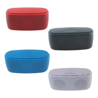 IT0575 Portable Stereo Speaker