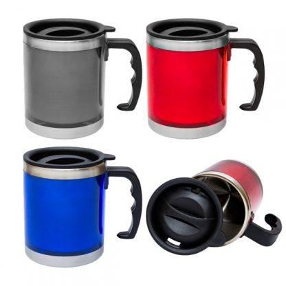 MGS0007 Stainless Steel Mug – 450ml
