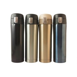 MGS0469 One-Touch Auto Vacuum Flask - 430ml