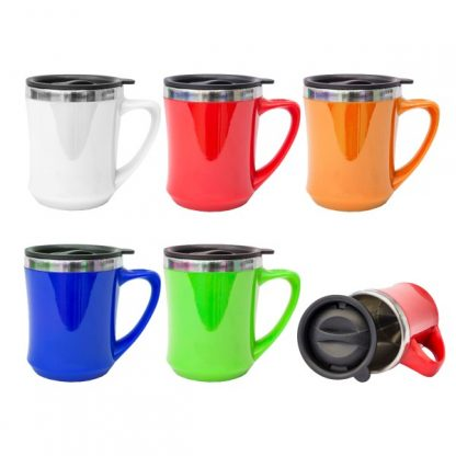 MGS0490 Stainless Steel Mug – 400ml
