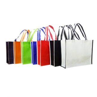 NWB0001 80gsm A3 Non-Woven Bag with Trimmings