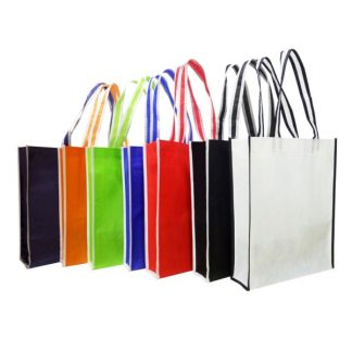 NWB0002 80gsm A4 Non-Woven Bag with Trimmings