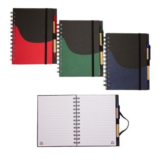 STA0615 Notebook With Elastic Band