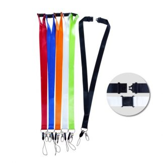 STA0632 20mm Safety Breaker Lanyard with HP & Metal Clip