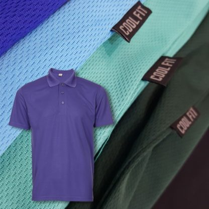 APP0045 Quick Dry Polo T-shirt