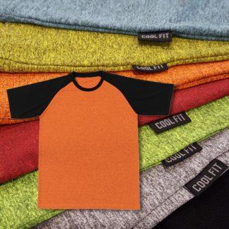 APP0137 Quick Dry Raglan T-shirt