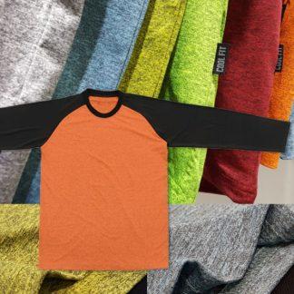 APP0138 Quick Dry Raglan Long Sleeve T-shirt