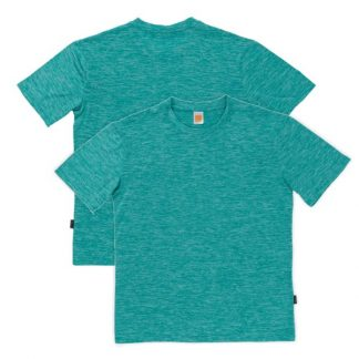 APP0139 Quick Dry Round Neck T-shirt - Emerald