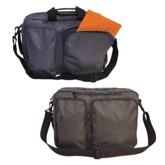 Laptop and Document Bag