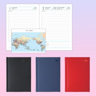ORN0046 Business Diary Papercoat Cover