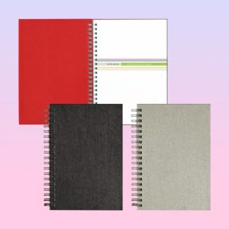 ORN0089 A5 Colour Note Book