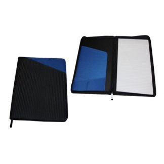 ORN0169 A4 Size Portfolio with Notepad