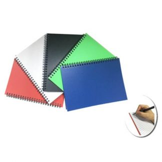 ORN0176 A5 Notebook with PVC Cover