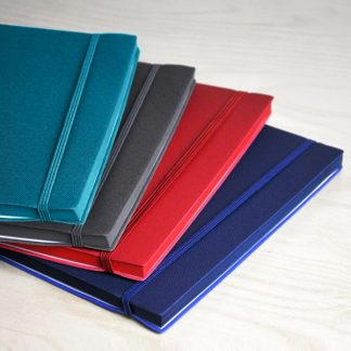 ORN0195 A5 Notebook with Side Matching Colour