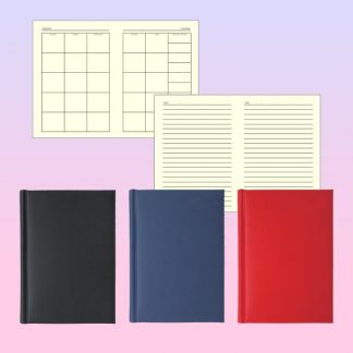 ORN0249 Papercoat A5 Note Book