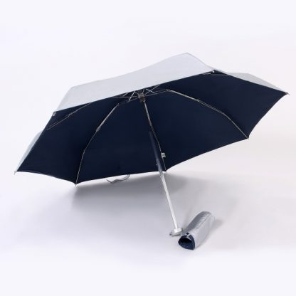 UMB0059 - 21″ UV Lightweight Foldable Umbrella - Navy