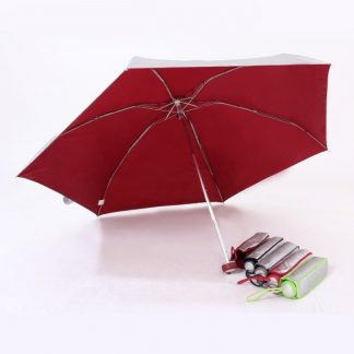 "UMB0061 21"" Mini Palm-size Foldable Umbrella"