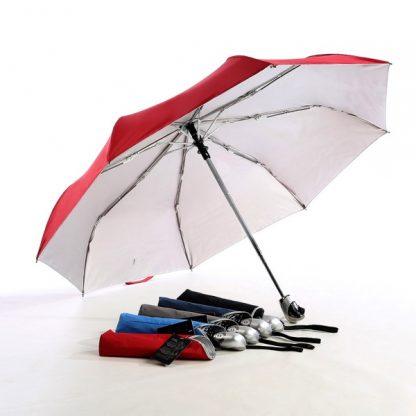 "UMB0069 - 21"" Auto Open and Close Foldable UV Umbrella"