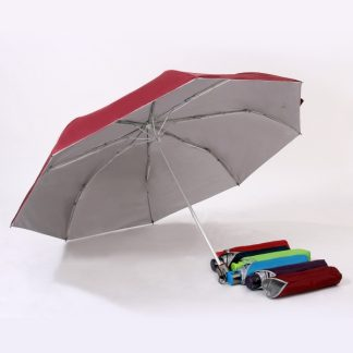 UMB0094 – 21″ 3 Fold Windproof Umbrella