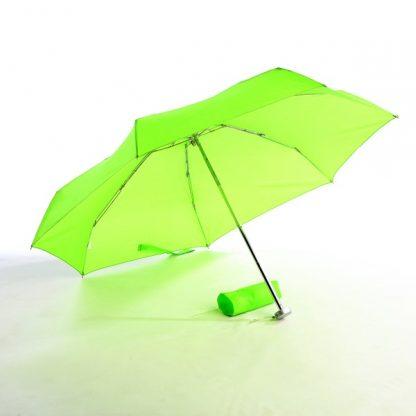 UMB0095 – 21″ Foldable Umbrella - Lime Green