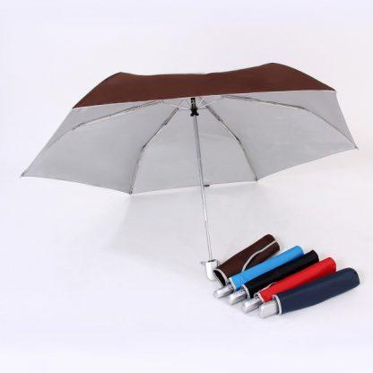 UMB0097 – 21″ Auto Open and Close Foldable UV Umbrella