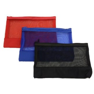 BG0759 Micro Fibre Mess Knit Multi Purpose Pouch