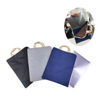 BG0864 Document cum Laptop Bag with 2 Inner Pockets & Handles