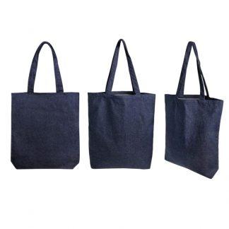 BG0868 Denim A3 Tote Bag