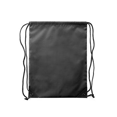 BG0932 Sporty Drawstring Bag - Black