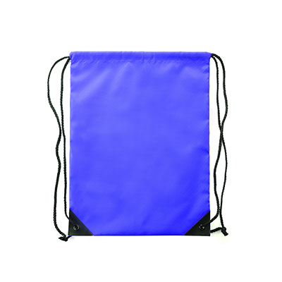 BG0932 Sporty Drawstring Bag - Blue