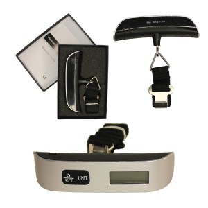 LSP0490 Digital Luggage Scale with LCD Screen