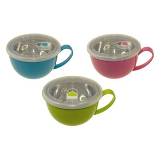 LSP0531 Stainless Steel Salad Bowl Cup