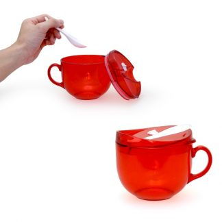 LSP0544 Container with Spoon - 450ml