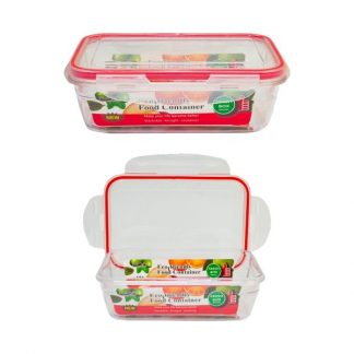 LSP0572 Rectangle Lunch Box with Safety Lock