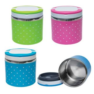 LSP0585 Stainless Steel 1 Tier Lunch Box
