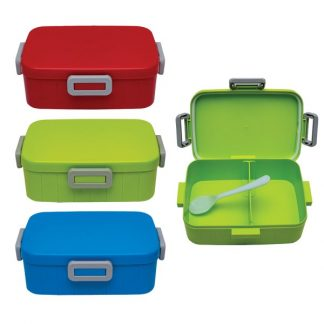 LSP0588 One Tier Lunch Box with Spoon