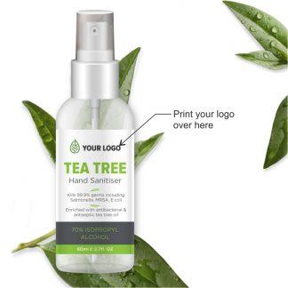 LSP0605 Tea Tree Hand Sanitiser (80ml)