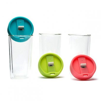 MGS0447 Double Wall Glass Tumbler - 250ml
