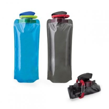 MGS0492 BPA Free Collapsible Water Bottle with Supercap - 700ml
