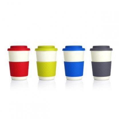 MGS0524 Geometric Bamboo Cup - 300ml
