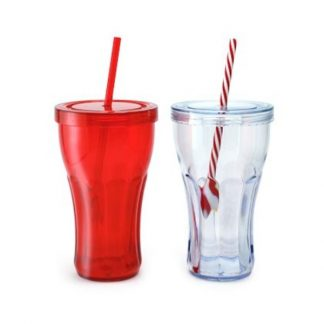 MGS0529 Tumbler with Straw - 830ml