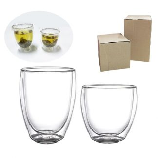 MGS0575 Double Wall Glass - 250ml/350ml